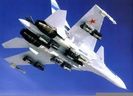O Sukhoi russo