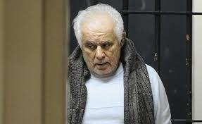 Sérgio Gadelha, ao ser preso