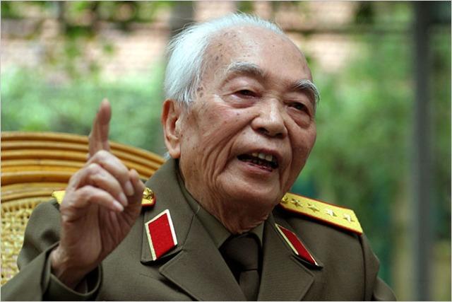 O general em foto da Wikpedia