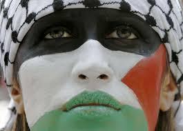 A cara palestina da resistência.