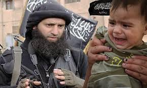 "O comandante do ISIS, ""califa Ibrahim""."