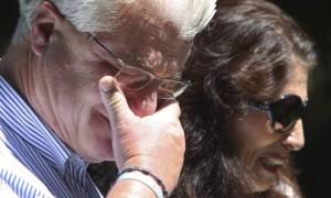 Os pais de James Foley. Foto AP.
