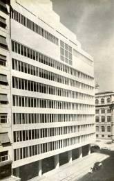 A sede da ABI, no Rio .