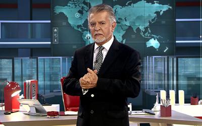 O novo presidente da ABI.