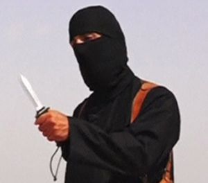 "Este é ""Jihad John"", terrorista britânico ao lado do ISIS."
