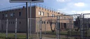 A prisão, em Modena, onde Pizzolato estava detido.