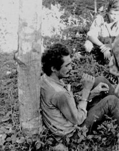 José Genoíno Neto, o primeiro guerrilheiro apanhado pela repressão.