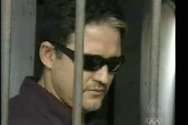 Marcos Archer, antes da execução.