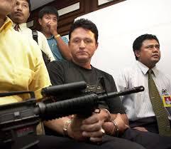 Imagem do tribunal que condenou o brasileiro à morte.