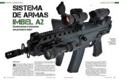 O fuzil IA2.