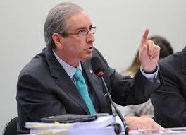 Eduardo Cunha na CPI.