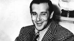 O gangster Bugsy Siegel, inventor de Las Vegas.