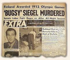Foi primeira página em todos os jornais americanos.