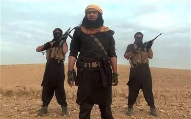 Este pode ser Abu Sayyaf, mas ninguém tem certeza.