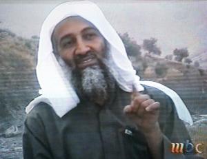 Osama Bom Laden.