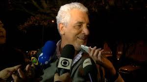 "O ""mensaleiro"" dá entrevista na Itália."
