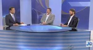TV Cultura debate a crise política e econômica.