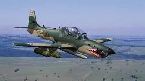 A-29, o Super Tucano.