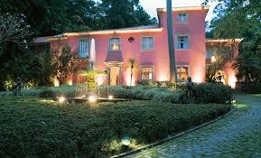 A casa de Marinho, onde ocorreu o  atentado terrorista em  1976.