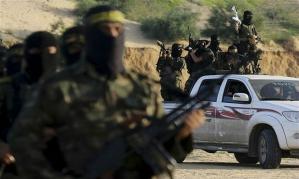 Tropas do ISIS. Foto do portal de notícias O Globo.