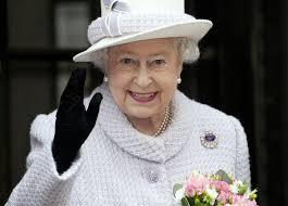 A Rainha da Inglaterra, Elizabeth II, ameaçada pelo terror.