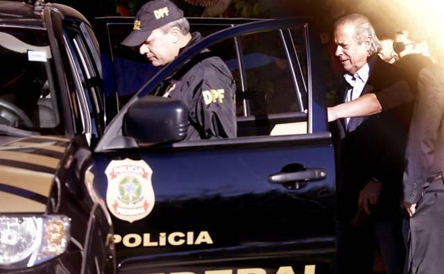 José Dirceu, peso hoje. Foto UOL.