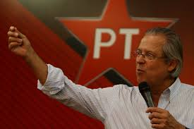 Dirceu, acusado do PT.