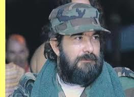 O comandante das FARCs.