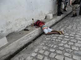 Jovens negros e pobres, moradores da periferia e das favelas, formam a maior parte das vítimas fatais.