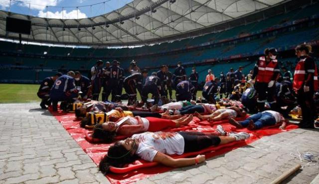 terror na olimpiada